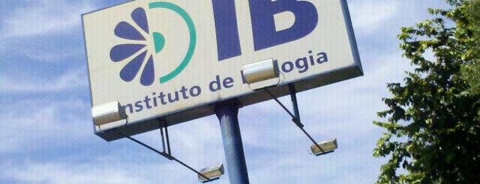 Instituto de Biologia (IB) is one of unicamp.