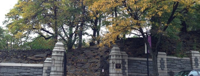 Trinity Church Cemetery & Mausoleum is one of Dead Famous People ☠.