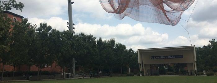 LeBauer Park is one of Orte, die Sam gefallen.