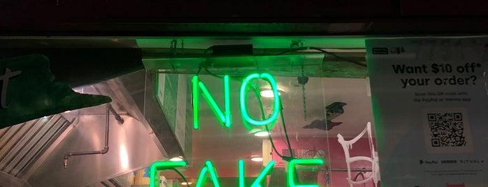 Fala Bar is one of Vegan LA.