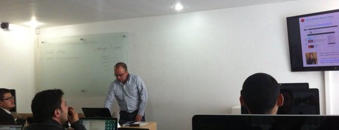 iUtec is one of ramiro'nun Beğendiği Mekanlar.
