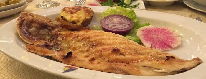 Misina Balık Restaurant is one of İSTANBUL (2) GURME MEKANLARI (devamı).
