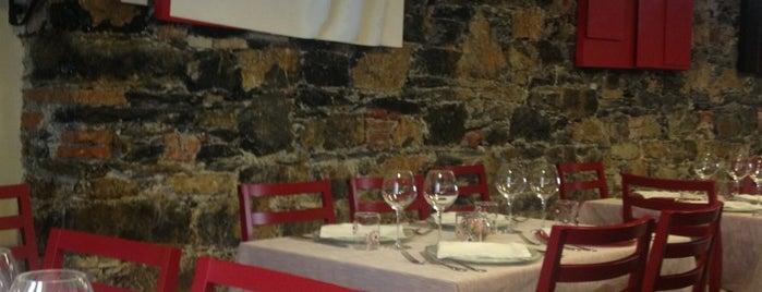 Osteria Della Corte is one of Cinque Terre.