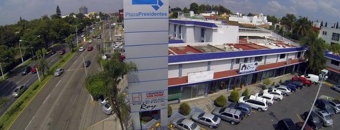 Plaza Presidentes is one of Posti che sono piaciuti a Tita.