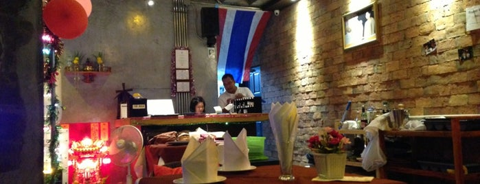 Green Pepper Restaurant and Bar is one of Alika 님이 좋아한 장소.