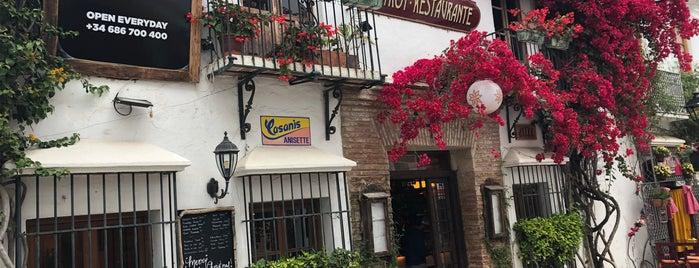 Restaurante Casanis is one of Pendientes España 2.