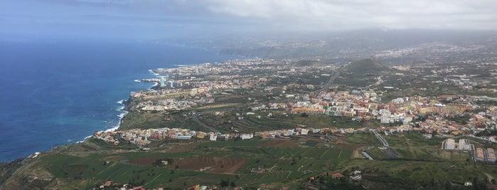 Mirador El Lance is one of Turismo por Tenerife.