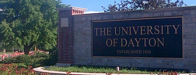University of Dayton is one of Posti che sono piaciuti a kate.