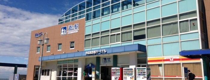 Michi no Eki Irago Cristal Porte is one of Posti che sono piaciuti a Michael.