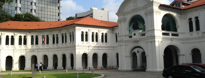 Singapore Art Museum is one of #myhints4Singapore.