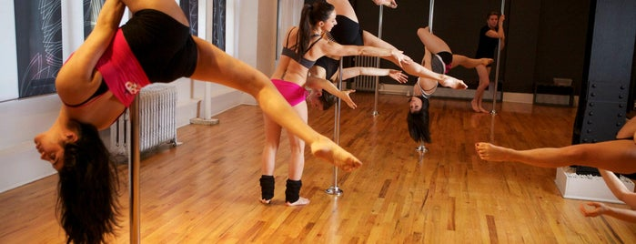 Body & Pole is one of Foursquare Flatiron - Activities.