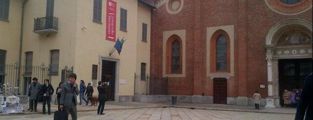 Museo Cenacolo Vinciano is one of arte e spettacolo a milano.