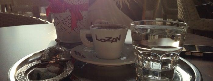 Lozan Pastanesi is one of Orte, die Mehmet Nuri gefallen.