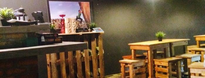 Bangi Cafes