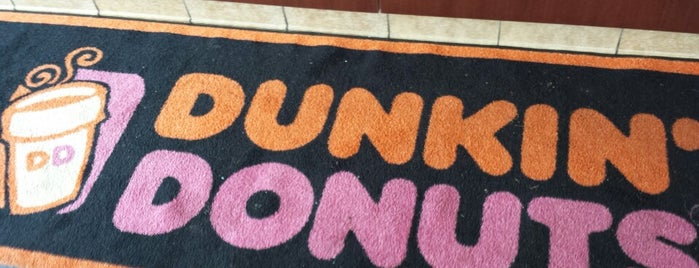 Dunkin' is one of Posti salvati di G.
