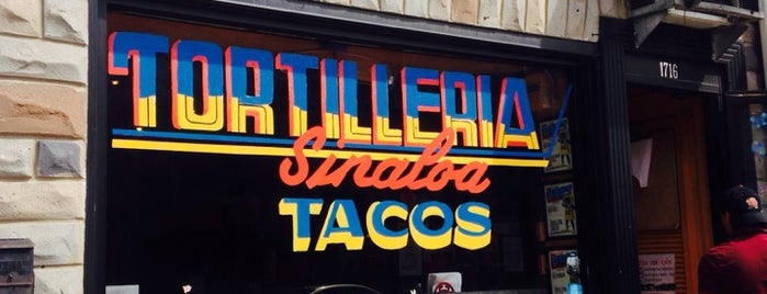 Tortilleria Sinaloa is one of Places I've Reviewed.
