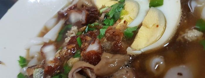 ก๋วยเตี๋ยวปลา is one of BKK_Noodle House_1.