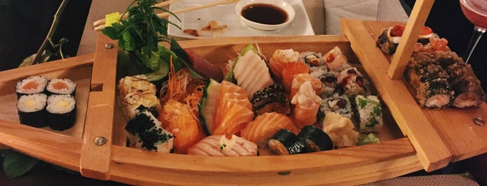 Yamazaki Sushi Club is one of Best Japanese Restaurants in Portugal.