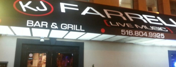 KJ Farrell's Bar & Grill is one of To do.