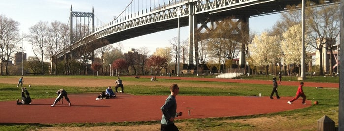 Astoria Park Track is one of The Best Running Routes In NYC.