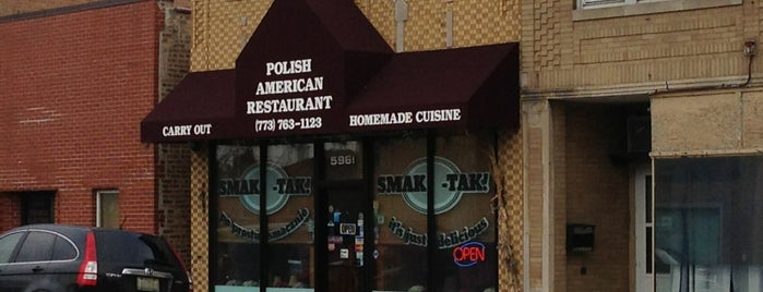 Smak-Tak is one of Chitown.