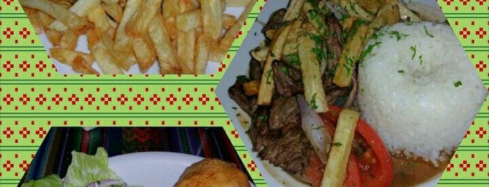 Peru's Taste is one of Lieux qui ont plu à Nick.