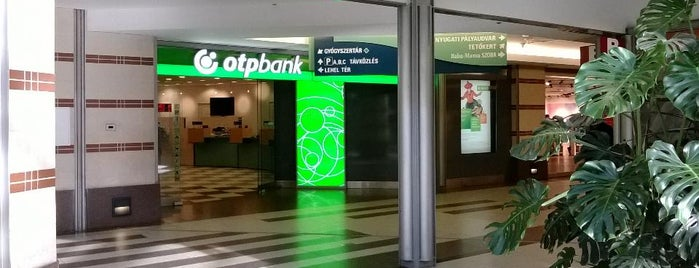 OTP Bank is one of Tamás Márk : понравившиеся места.