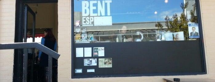 Bent Espresso is one of Orte, die Ruslan gefallen.