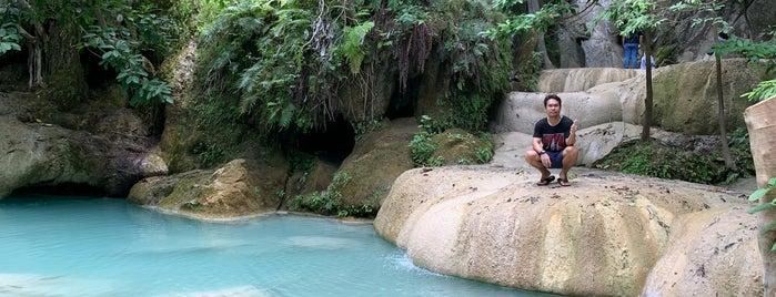 "Erawan Waterfall 7th Level ""Phu Pha Erawan"" is one of Veronica : понравившиеся места."