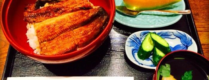 うなぎや is one of 美味しいお店.