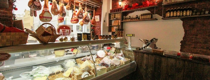 Don Giulio Salumeria (Prodotti Italiani) is one of Moscow.