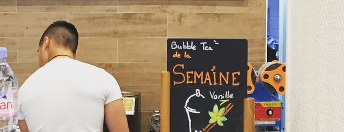Bubble N' Tea is one of Liste Paris Salé.