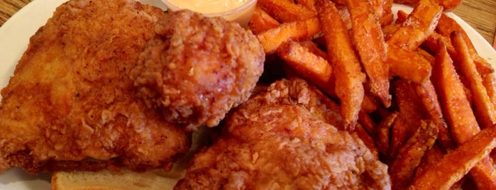 Peaches HotHouse is one of Fried Chicken Crawl.