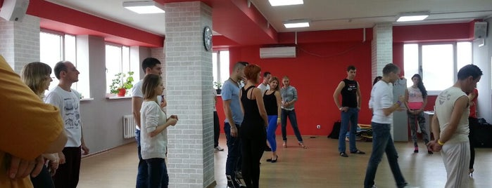 Evolution Dance Centre is one of Юрий : понравившиеся места.