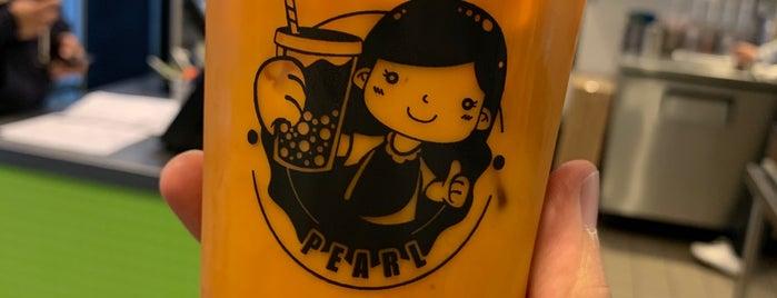 Pearl Boba and Poke is one of Orte, die Louis gefallen.