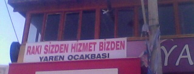 Yaren Ocakbaşı is one of kebap.