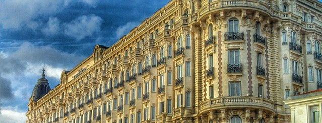 Boulevard de la Croisette is one of Bienvenue en France !.