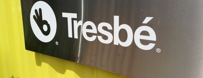 Tresbé is one of Puerto Rico!.