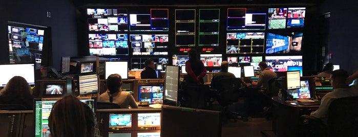 ESPN Digital Center is one of Lieux qui ont plu à Ryan.