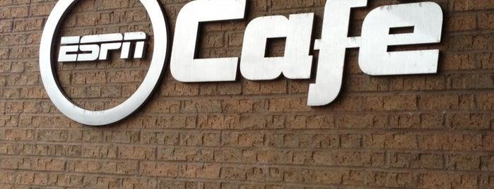 ESPN Café is one of Locais curtidos por Danyel.