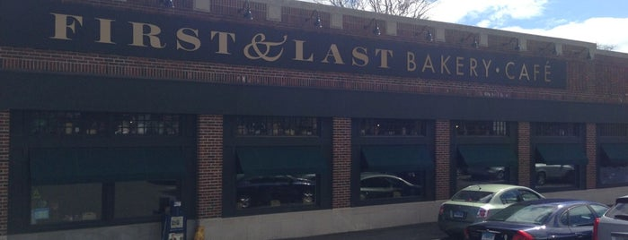 First & Last Bakery Cafe is one of The Hartbeat.