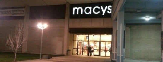 Macy's is one of San Francisco.