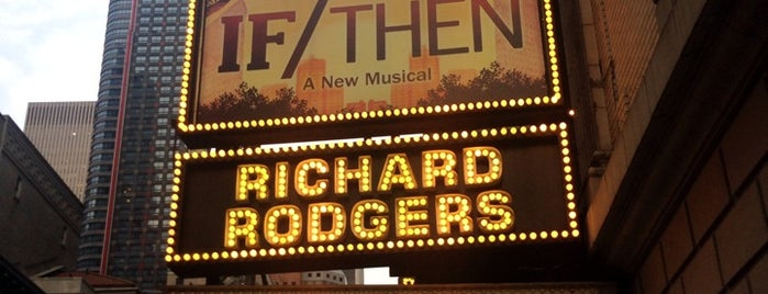 Richard Rodgers Theatre is one of Easy Money Making Opportunity.