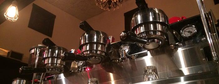 Paddlewheel  Coffee & Tea Co. is one of Gespeicherte Orte von Kyle.
