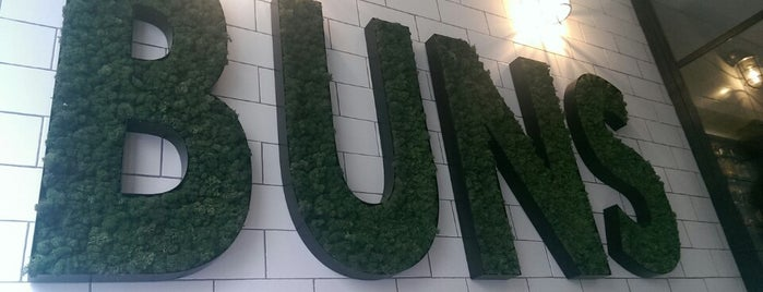 Buns is one of Madrid - Cosy Restaurants.