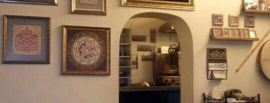 Gülistanbul Nargile Cafe & Aile cay Bahcesi is one of Istanbul Shisha.