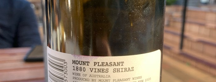Mount Pleasant Wines is one of Hunter Valley.