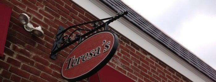 Teresa's Next Door is one of Foobooz Best 50 Bars in Philadelphia 2012.
