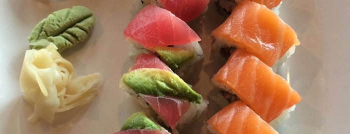 Kohnami Sushi is one of To Try CO.