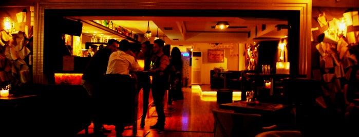 Onoma The Art Bar is one of Lieux qui ont plu à Spiridoula.